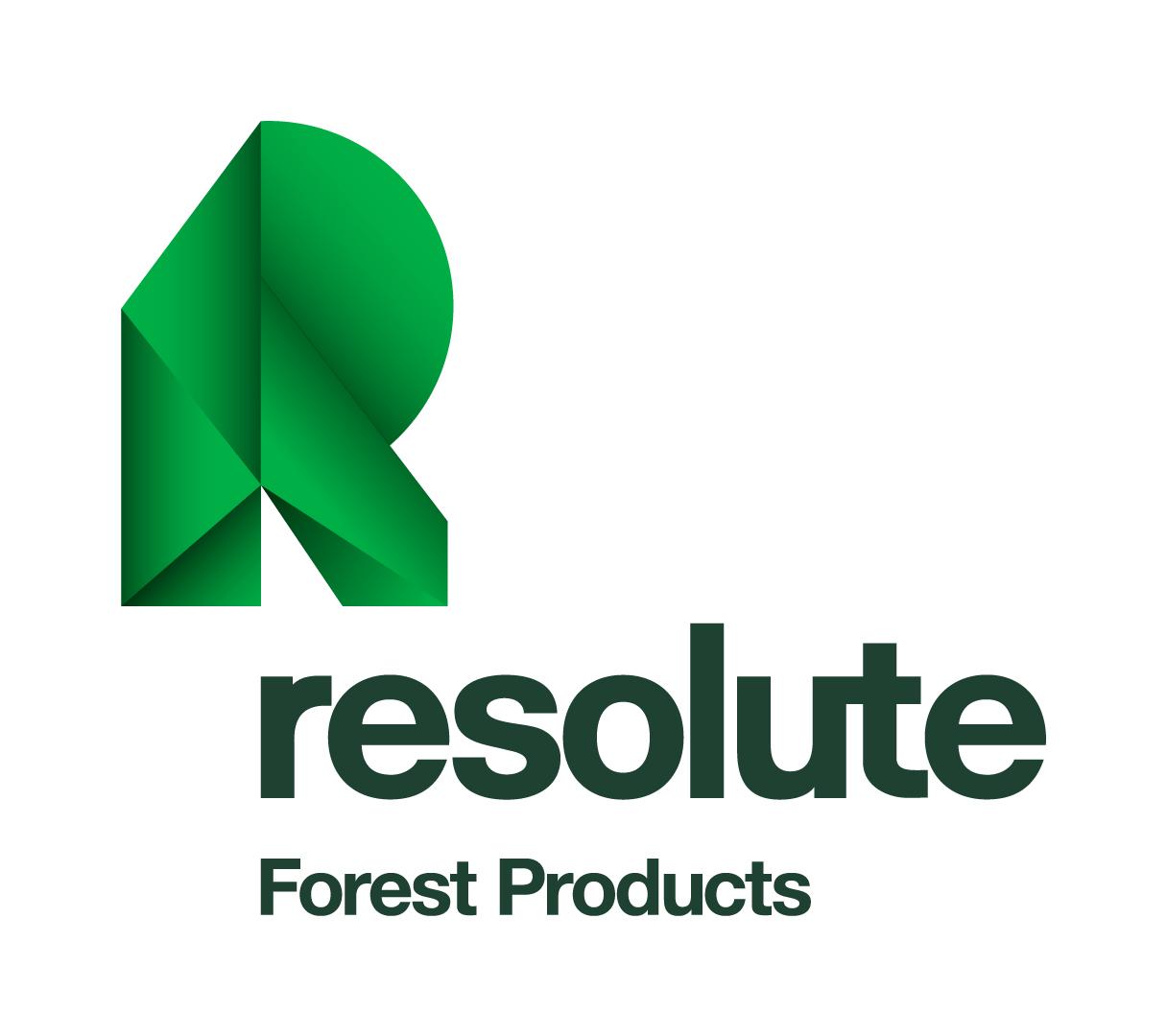 Resolute FP US logo